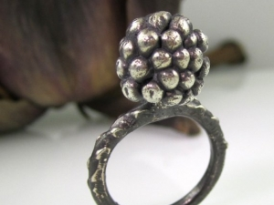 Summer Blackberry Ring